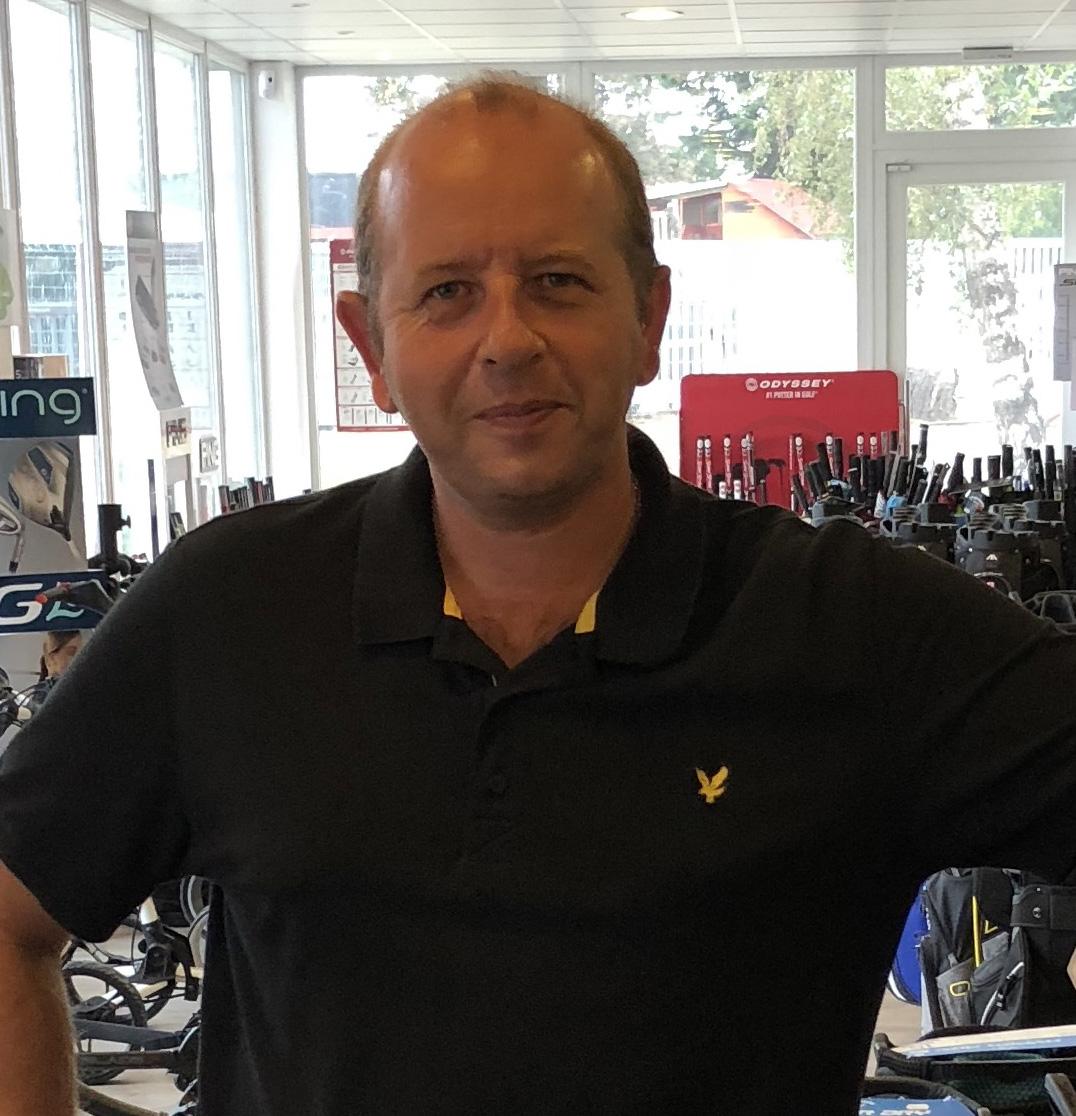 Thomas Hebert <br> Responsable de magasin